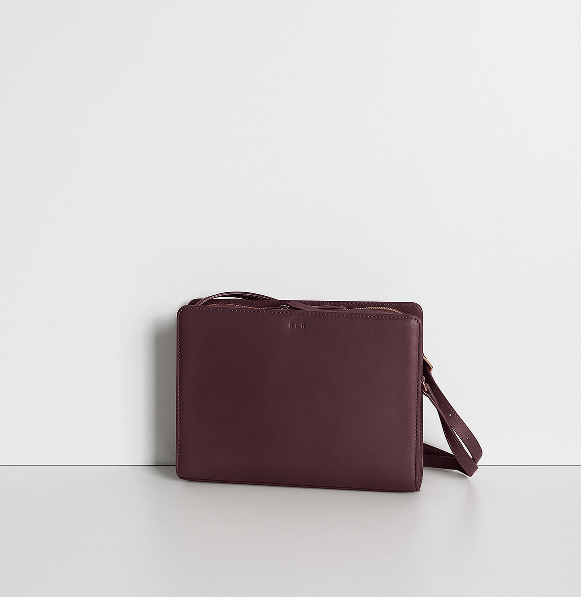 Squarebag Burgundy