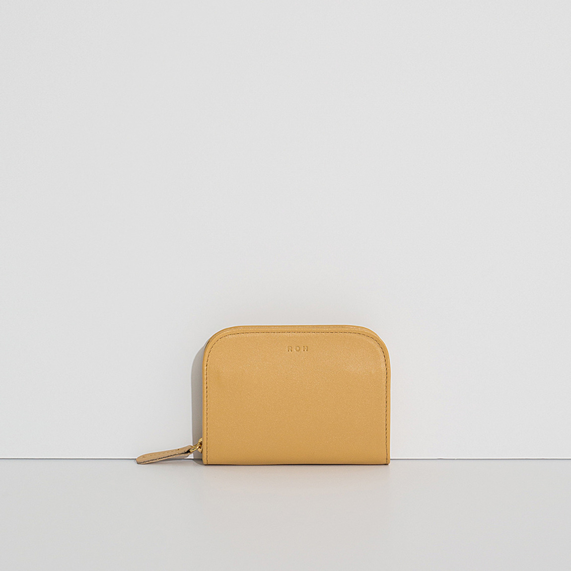 Half Wallet Objet 2 Yellow