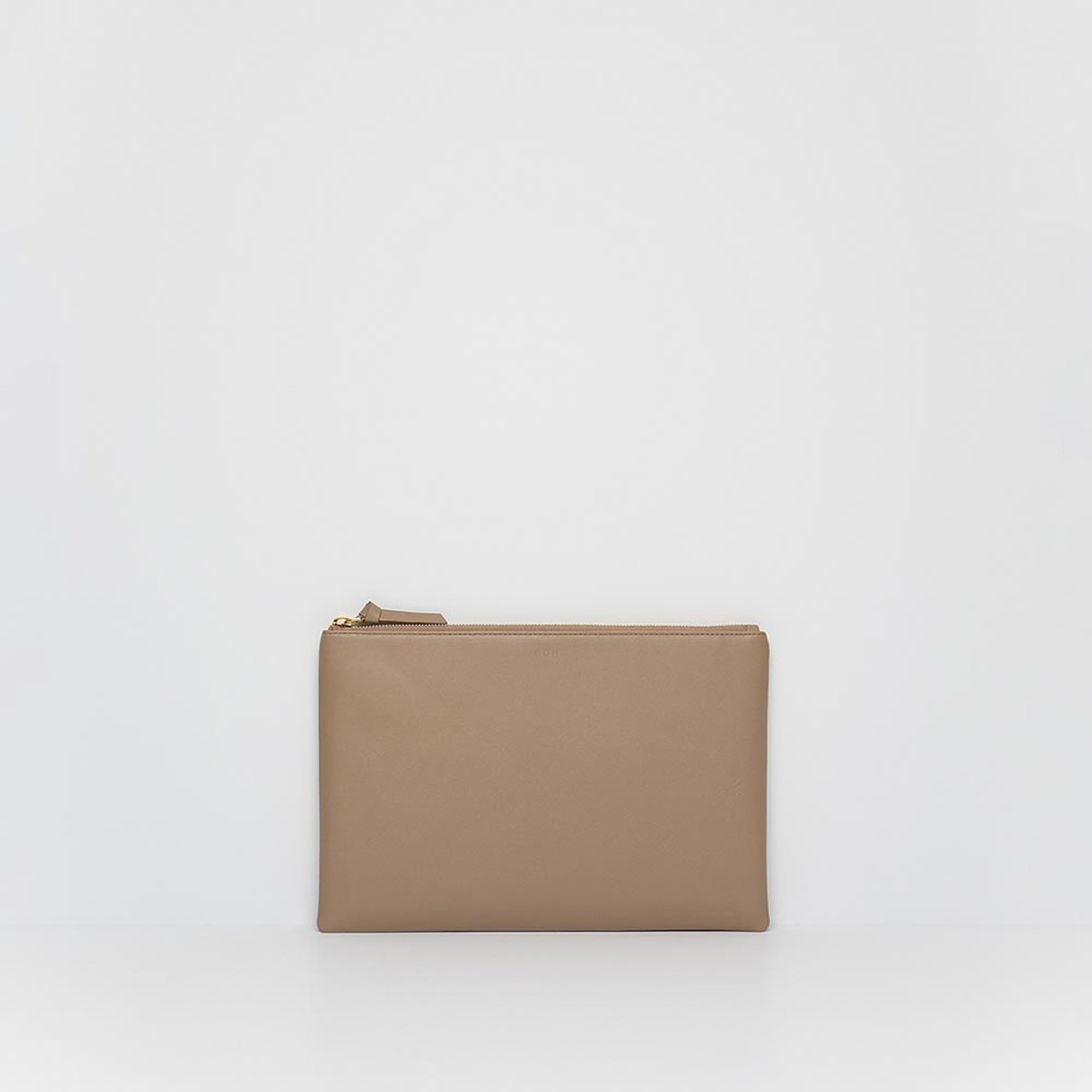 Basic Clutch Beige