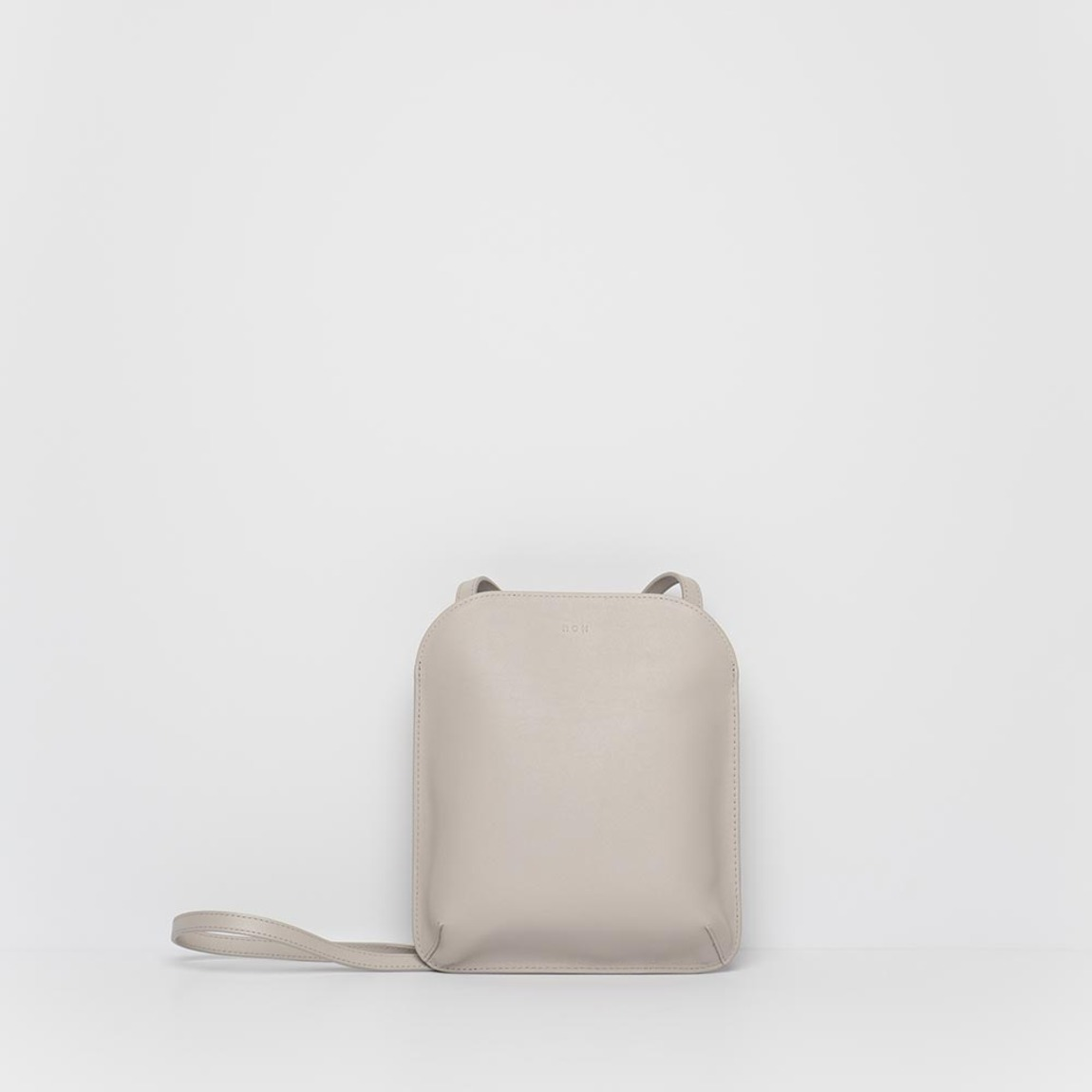 Clip Bag Light Grey