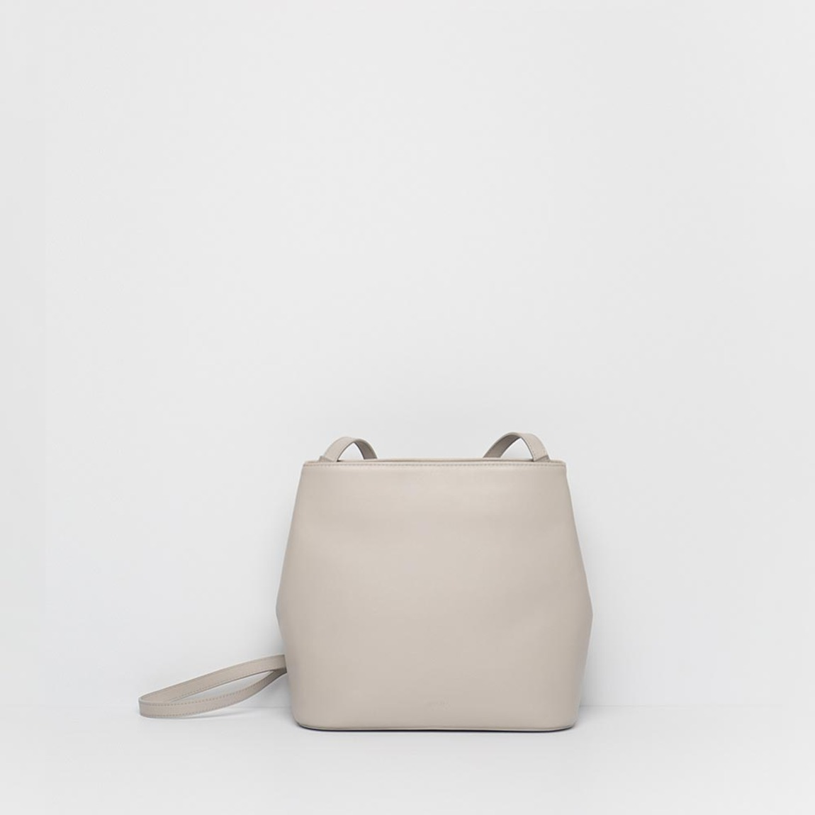Aline Crossbody Bag Light Grey