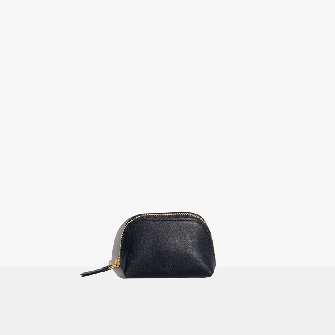 Mini Coin Wallet Black