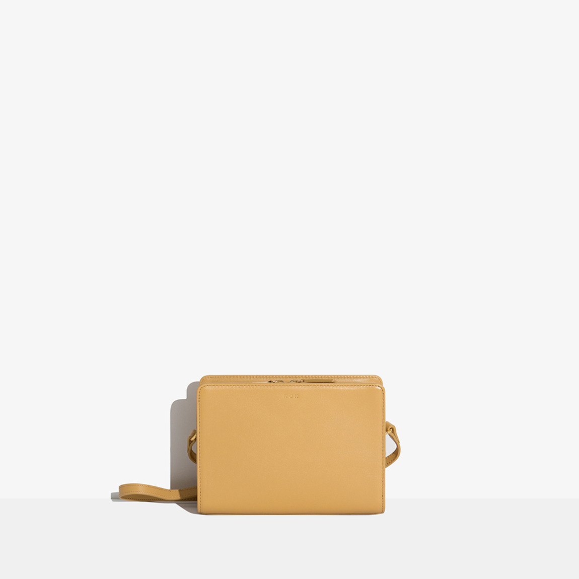 Mini Squarebag Yellow