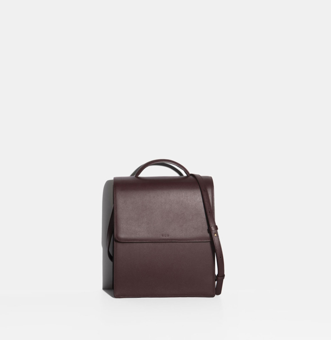 Satchel Bag Burgundy