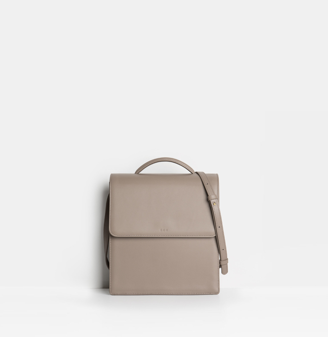 Satchel Bag Beige