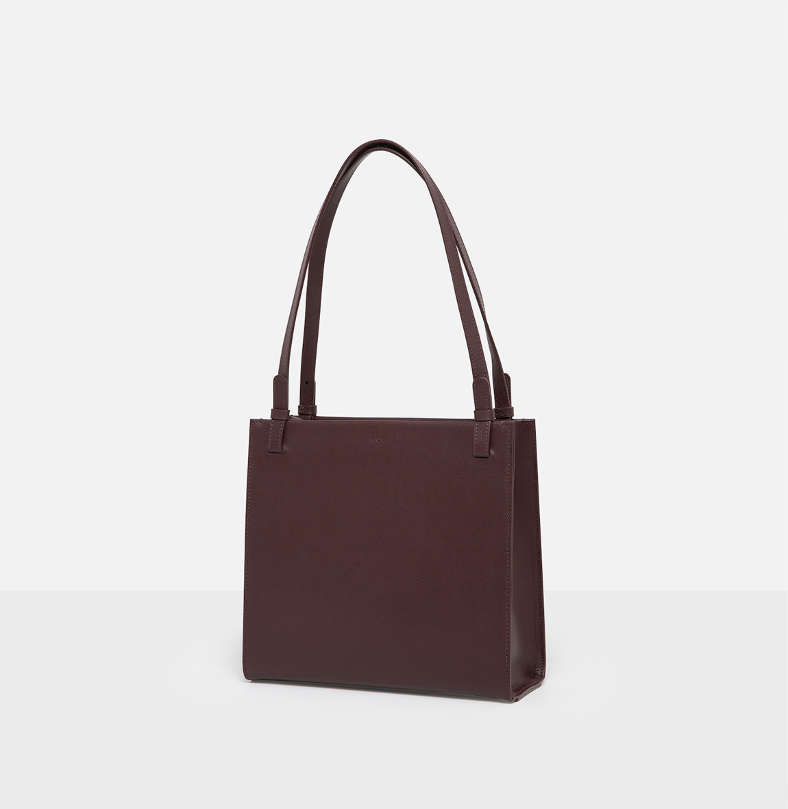 ROH Ladder tote bag Burgundy