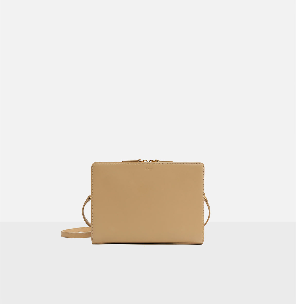 [한정기간10%할인] ROH Squarebag Light ocher