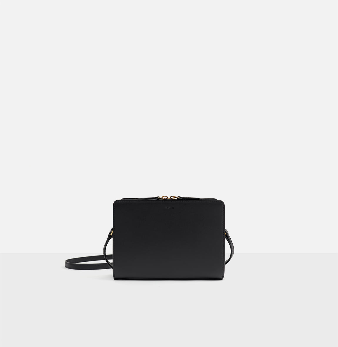 [한정기간10%할인] ROH Mini square bag Black