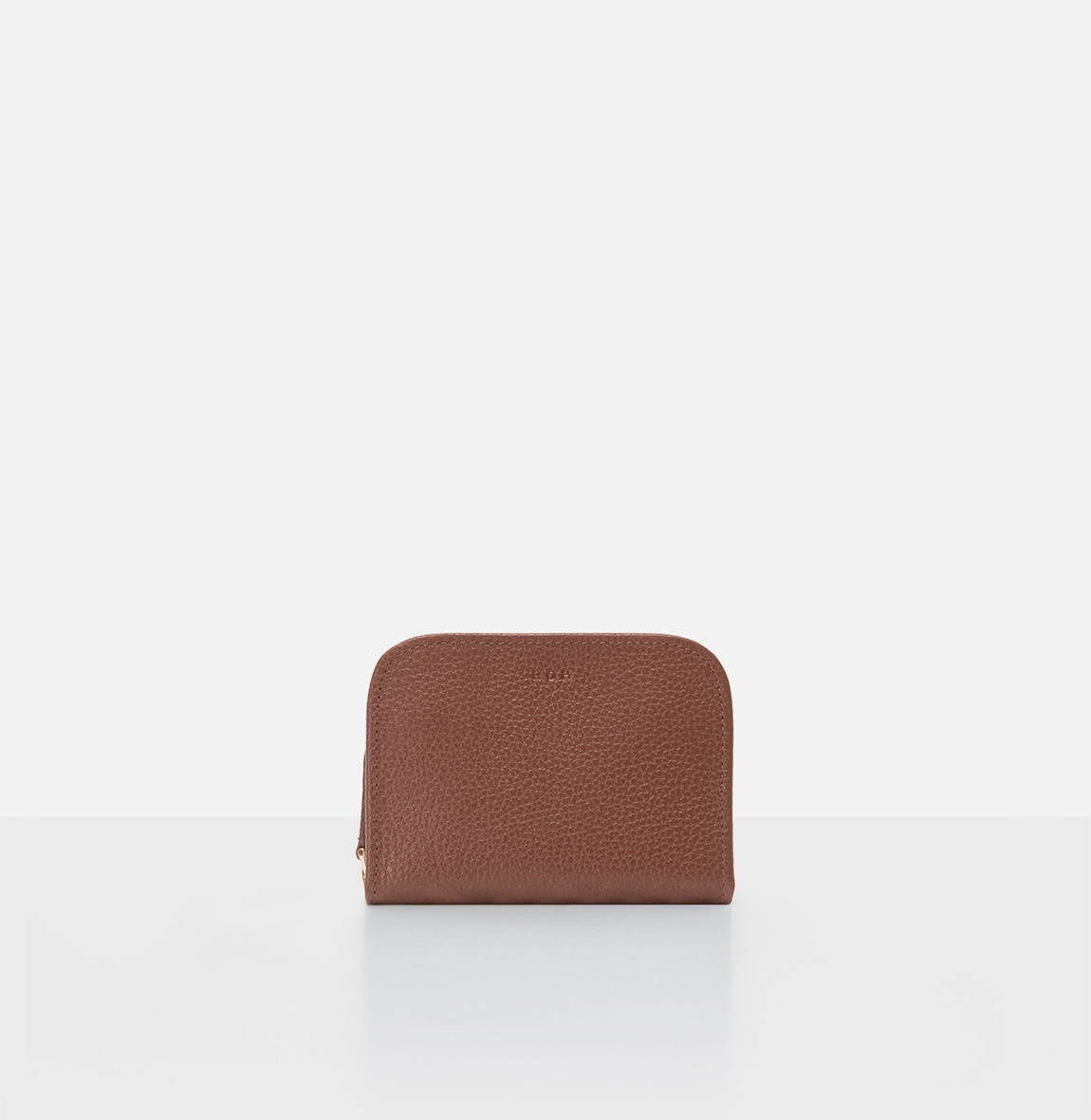 Around small zip wallet Smoky Tan Ople