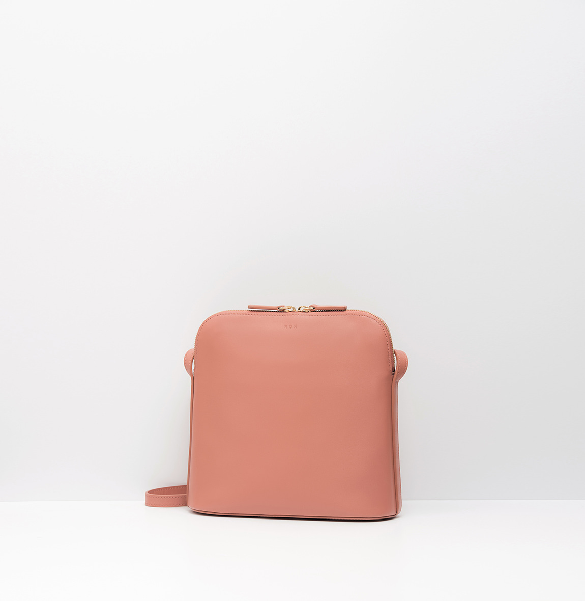 ROH Around crossbody bag Amber coral