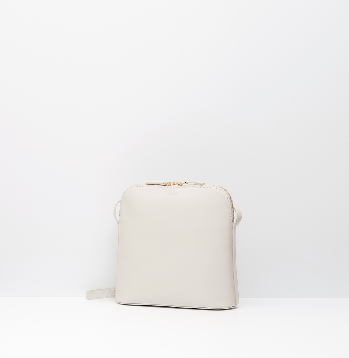 [단독상품]ROH Around crossbody bag Ivory