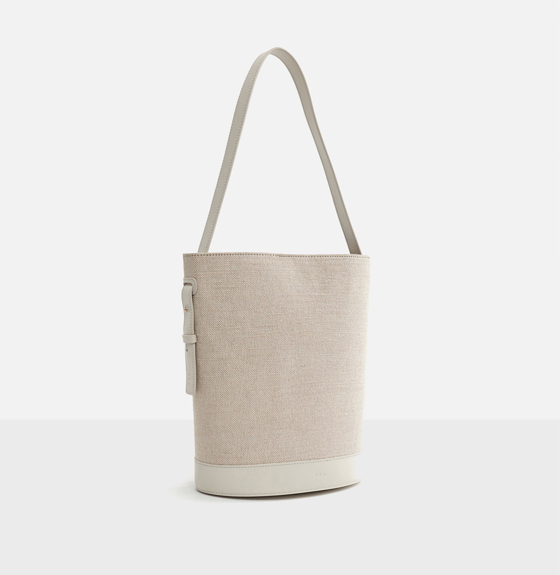 [20SS NEW]Juty fabric medium shoulder bag Ivory