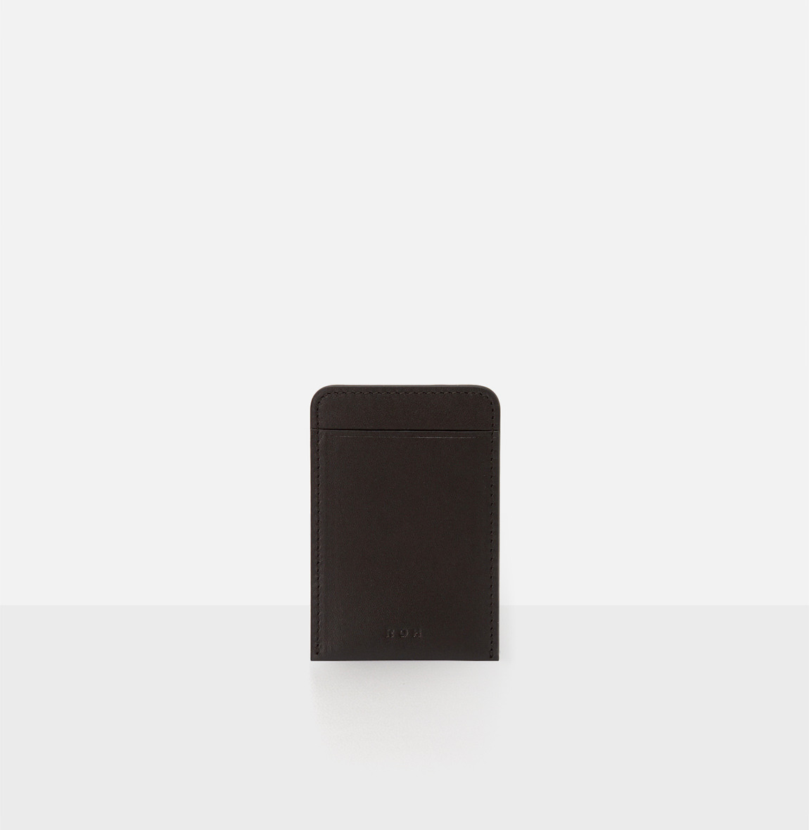 Basic card Holder Umber