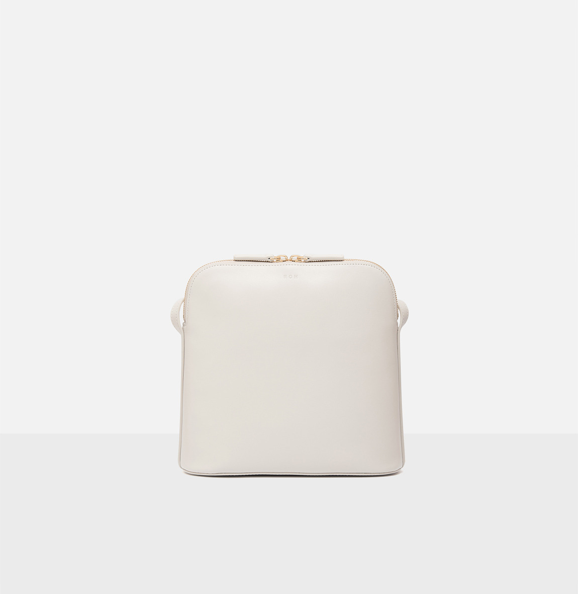 Around L medium shoulder bag Ivory