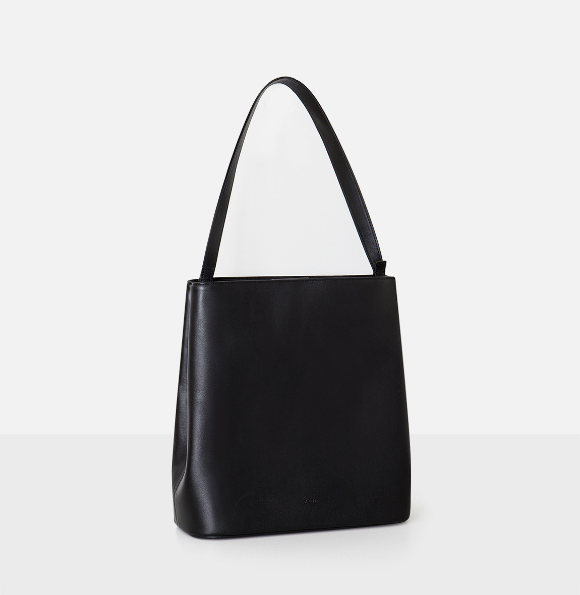 [20SS NEW]Aline Large Shoulder bag Black