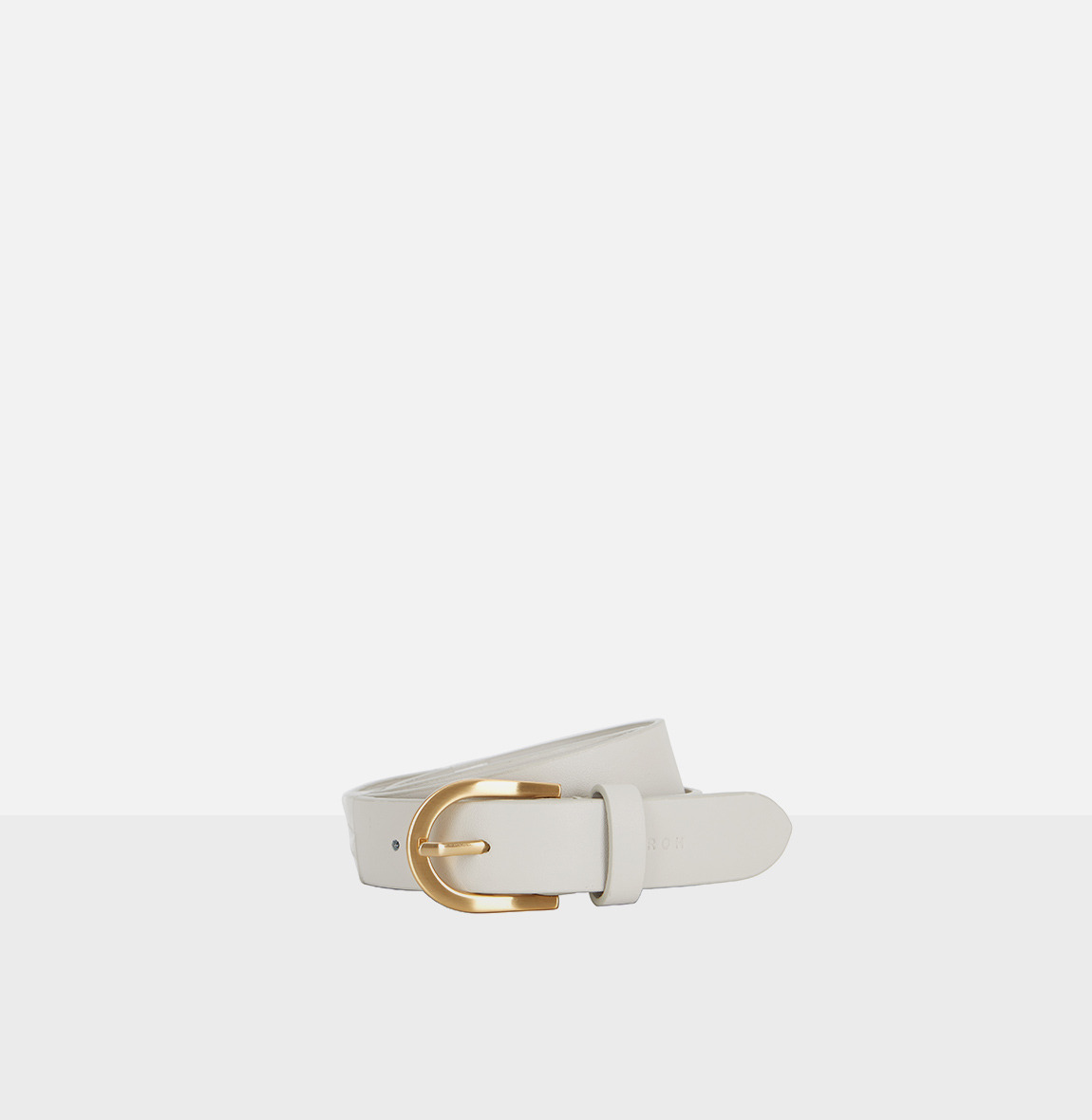 [20SS NEW]Around Belt Ivory