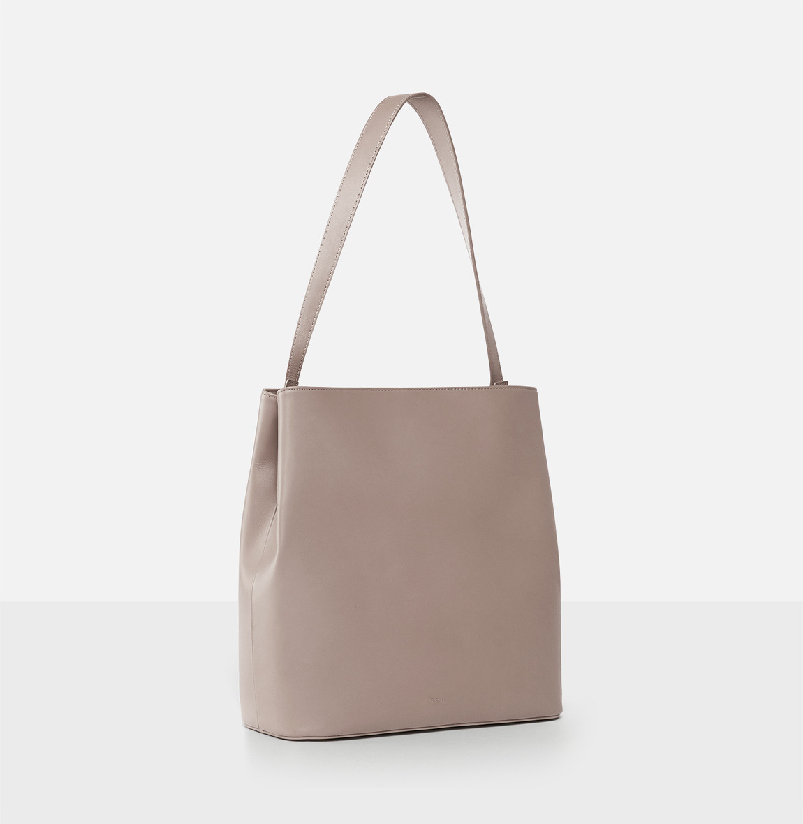 [20SS NEW]Aline Large Shoulder bag Beige