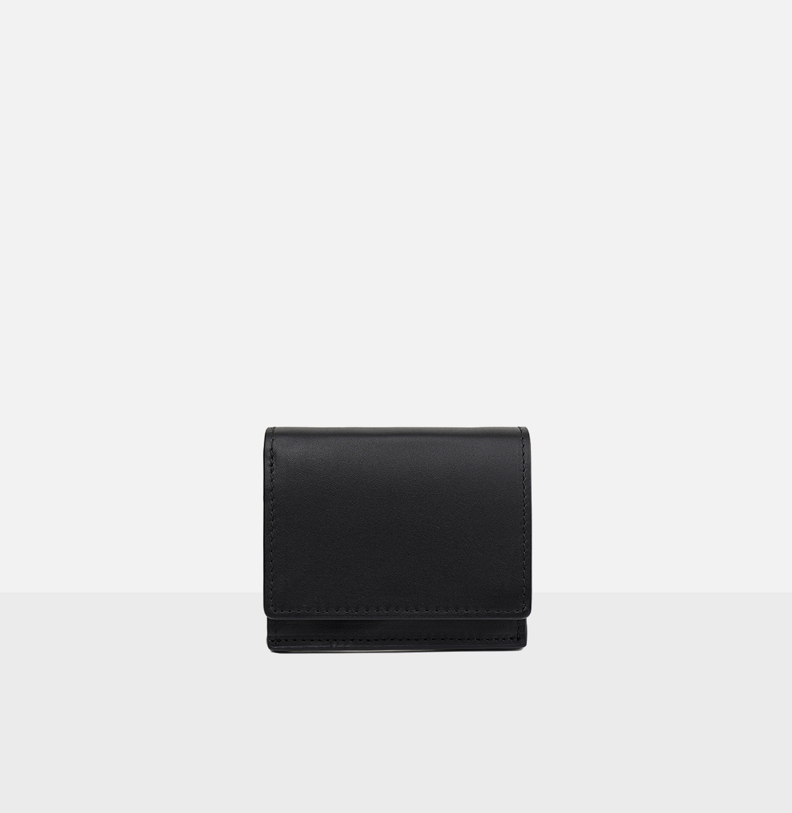 [20SS NEW]Pochette small wallet Black