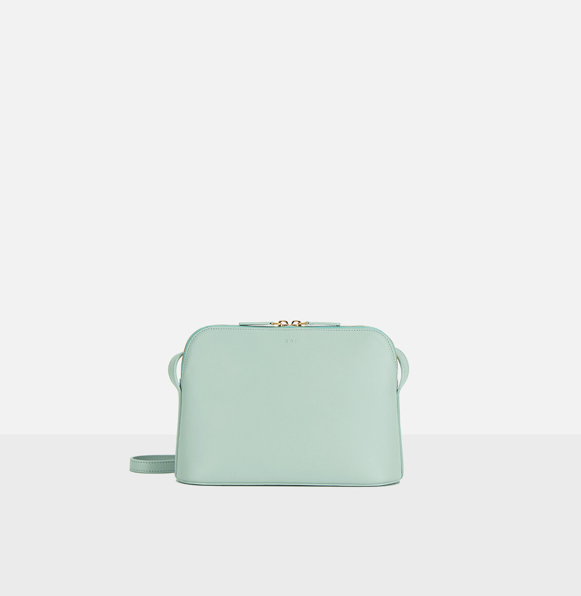 [20SS NEW]Around W medium shoulder bag Dusty Mint